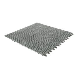 Piastrella Multiplate 56 x 56  cm x 11  mm grigio