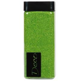 Sabbia decorativa verde 0,8 g