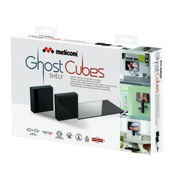 Copricavo Ghost cubes shelf