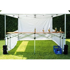 Set telo laterale per gazebo