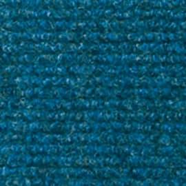 Moquette agugliata al taglio Riva blu 400 cm