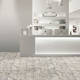 Piastrella Boheme 30 x 60 cm grigio