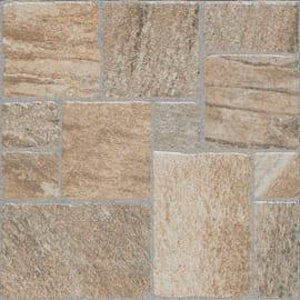 Pavimenti in gres porcellanato effetto pietra per esterni - Piastrelle da esterno leroy merlin ...