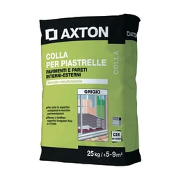 Colla in polvere Axton C2 grigio 25 kg