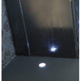 Faretto incasso per esterno a pavimento Tamana LED Ø 5 cm IP67