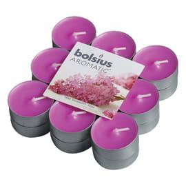 Tealight confezione 18 pezzi essenza lilla