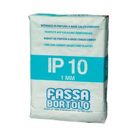 Intonaco di finitura a grana media IP10 Fassa Bortolo 30 kg