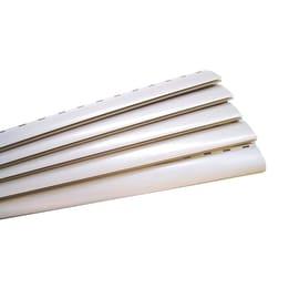 Kit di aste 123 x 25 cm bianco