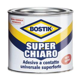 Colla a contatto superchiaro Bostik 400 ml