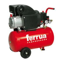Compressore coassiale Ferrua RC2/24, 2 hp, pressione massima 8 bar