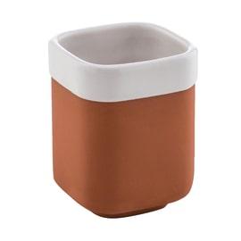 Bicchiere Brick marrone
