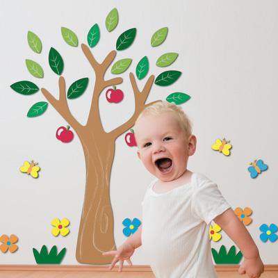 Sticker 3d foam l apple tree prezzi e offerte online leroy merlin - Tavole adesive 3d prezzi ...