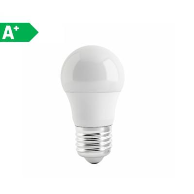 3 lampadine led lexman e14 40w sfera luce fredda 300 for Lampadine led online