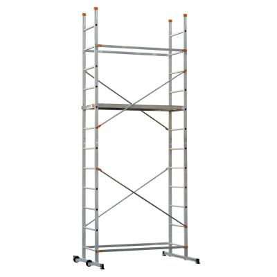 Trabattello Dexter Easy Clip 4 In Alluminio Per Lavori Fino A 3 9 M