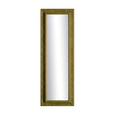 Specchio da parete rettangolare venere oro 68 x 168 cm prezzi e offerte online leroy merlin - Specchio rettangolare da parete ...