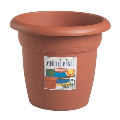 Vaso mediterraneo stefanplast 26 cm cotto prezzi e for Vasi in cotto prezzi
