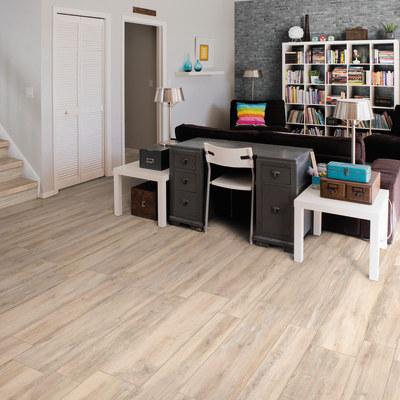 Piastrella natural 20 x 120 cm beige prezzi e offerte for Leroy merlin pavimenti gres effetto legno