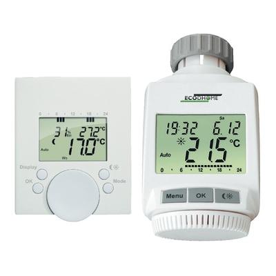 Termostato kit testina termostatica ttd150 e termostato for Termostato gsm leroy merlin