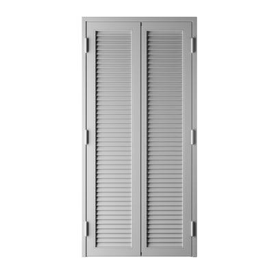 Persiana blindata vesta grigio chiaro l 120 x h 220 cm - Stock finestre pvc ...