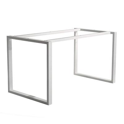 Struttura per tavolo metallo l 140 x p 75 x h 75 cm for Gambe tavolo leroy merlin