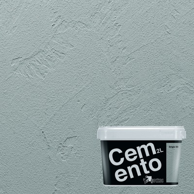pittura ad effetto decorativo cemento grigio 3 2 l prezzi