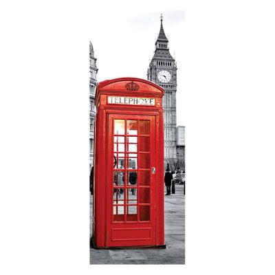 Quadro su tela red pbox 50x150 prezzi e offerte online for Leroy merlin quadri tela