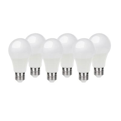 6 lampadine led lexman e27 100w goccia luce naturale 220 for Dove comprare lampadine led online
