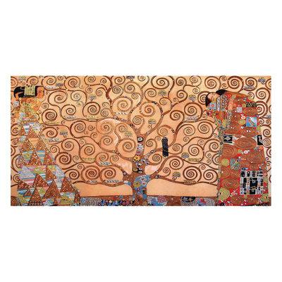 Quadro su tela albero della vita 180x80 prezzi e offerte for Leroy merlin quadri tela