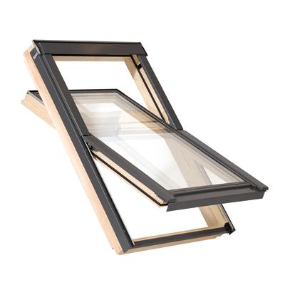 Finestra per tetto aaxm6a 800 78 x 118 cm prezzi e offerte for Finestra velux ggl 404