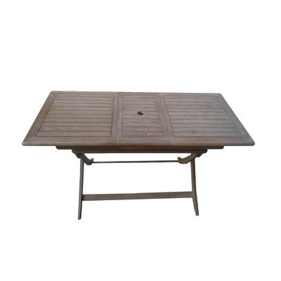 Tavolo allungabile pieghevole bibione 115 x 75 cm prezzi - Tavolo pieghevole leroy merlin ...