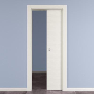 Porta da interno scorrevole Star Bianco matrix 70 x H 210 cm ...