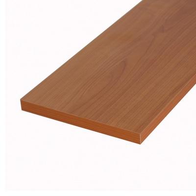 Pannello melaminico ciliegio 18 x 200 x 1000 mm prezzi e for Cavalletti in legno leroy merlin