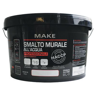 Smalto murale MAKE 9 L bianco prezzi e offerte online ...