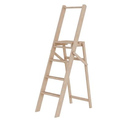 Scala colombo woody plus in legno 4 gradini prezzi e for Scala legno leroy merlin