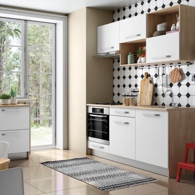Cucina in kit delinia one bianco l 180 cm prezzi e offerte for Delinia accessori