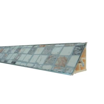 Alzatina alluminio crema L 300 x Sp 2.7 cm. Prezzo online ...