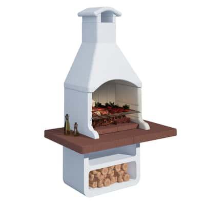 Barbecue in muratura con cappa siviglia prezzi e offerte for Cappa leroy merlin