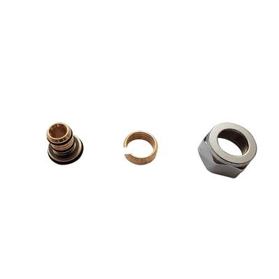 Adattatore per valvola per tubo multistrato da 16 mm