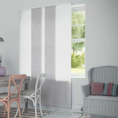 Tenda a pannello resinato bianco ottico 60 x 300 cm