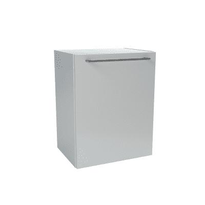 Base/Pensile Remix 1 anta L 45 x P 35 x H 58 cm bianco
