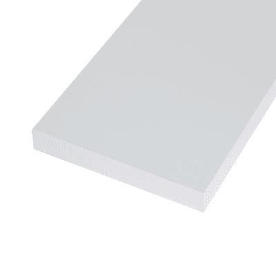 Pannello melaminico bianco 18 x 800 x 1380 mm