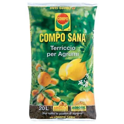 Terriccio Compo Sana terriccio per agrumi 20 lt Compo 20 L