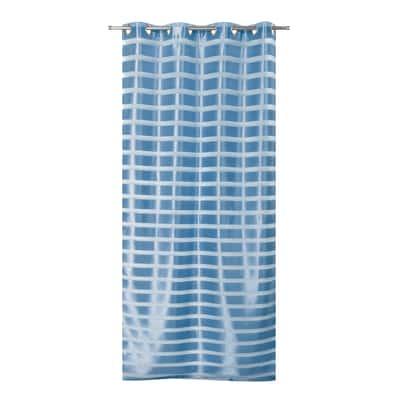 Tenda Lorena blu 140 x 280 cm