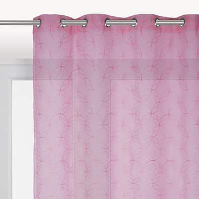 Tenda Abela rosa 140 x 280 cm