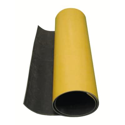 Rotolo isolante in base polimerica e cariche minerali Massa acustica adesiva per cartongesso Fortlan L 1200 mm x H 500 mm, spessore 4 mm