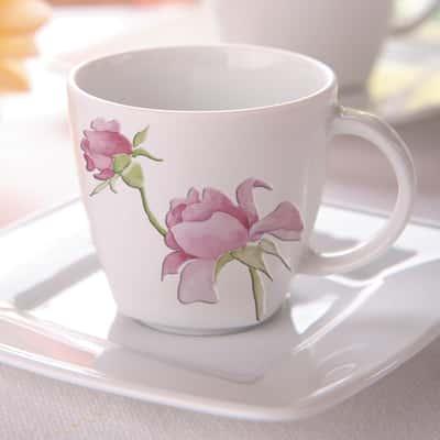 Sticker creative s roses prezzi e offerte online leroy for Fotomurali leroy merlin