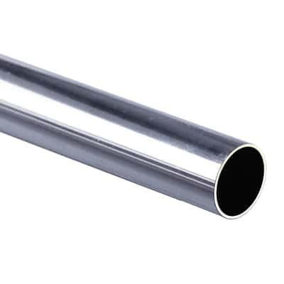 Tubo Prisma & Cubic cromo ø 2,5 cm