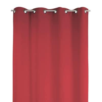 Tenda Attila rosso 140 x 280 cm