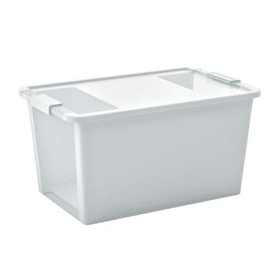 Scatola Bi Box L L 55 x P 35 x H 28 cm bianco