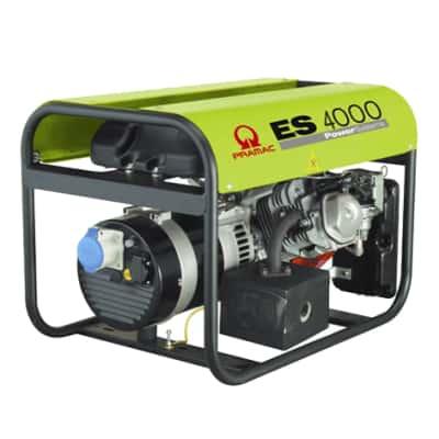 Generatore di corrente pramac es 4000 3 39 kw prezzi e for Leroy merlin generatore